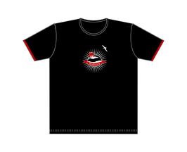 Keerls-T-Shirt Spiekerworld schwarz