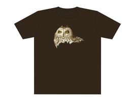 Keerls-T-Shirt MD Sumpfohreule