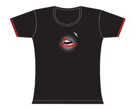 Froen-T-Shirt Schwarz Spiekerworld