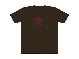 Keerls-T-Shirt MD Braun Qualle