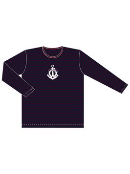 Kinners-Langarm-Shirt Ankerflock