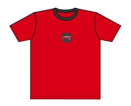Keerls-T-Shirt Rot Insel