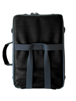 GIPFLbag® midnight black