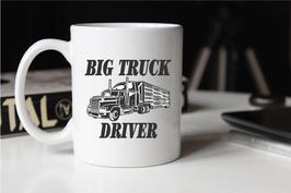 """Tasse """"LKW Fahrer"""""""