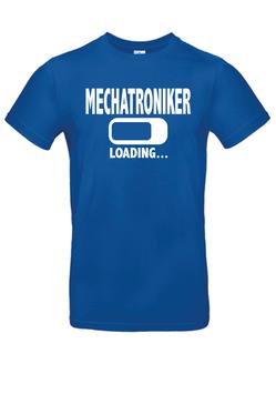 """T-Shirt """"Mechatroniker"""""""