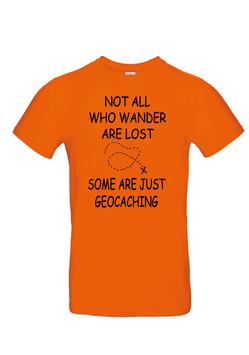 """T-Shirt  """"Geocaching"""