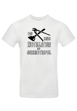 """T-Shirt """"Installateur"""""""