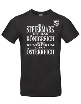 """T-Shirt """"Königreich Österreich"""""""