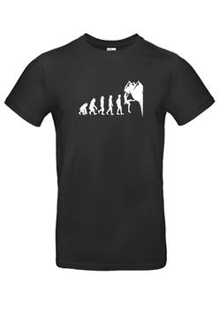 "T-Shirt  ""Klettern"""