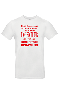 "T-Shirt  ""Ingenieur"""
