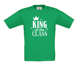 "Kinder T-Shirt ""KING"""