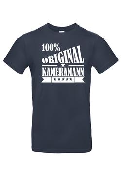 """T-Shirt  """"Kameramann"""""""