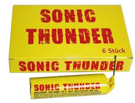 SONIC Thunder