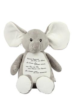 """Plüschtier """"Elefant"""""""