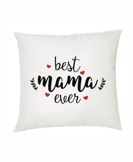 "Polster ""Best Mama ever"""