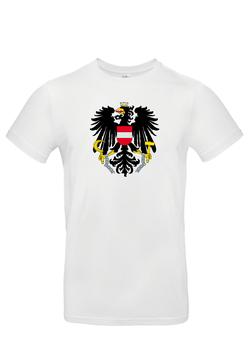 """T-Shirt """"Österreichischer Adler"""""""