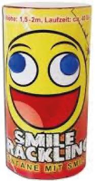 SMILE Crackling