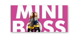 Открытка MINIBOSS (тип-2)