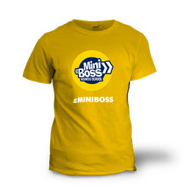 Футболка MINIBOSS (тип-2)