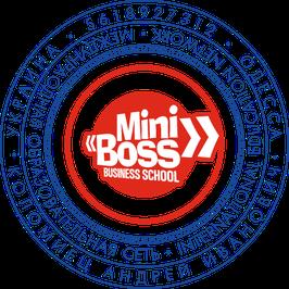 Двухцветная печать филиала MINIBOSS