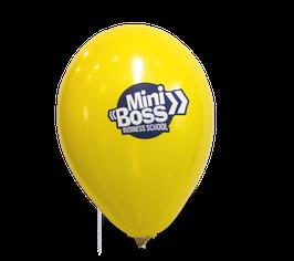 Воздушный шарик MINIBOSS