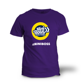 Футболка MINIBOSS (тип-7)