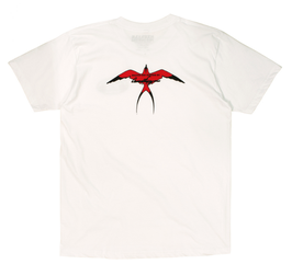 Donald Takayama T-shirts Red Bird logo