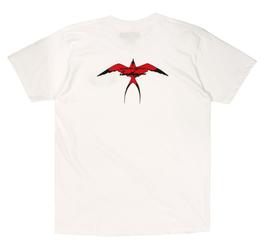 Donald Takayama T-shirts Red Bird logo