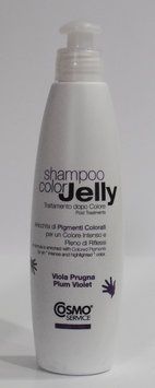 CHAMPÚ POST-TRATAMIENTO COLOR JELLY 250 ml.
