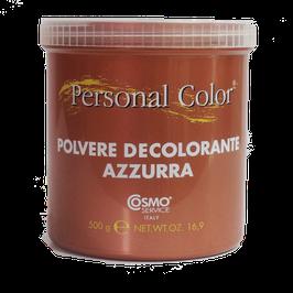 Polvo Decolorante Azul 500 gr.