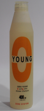 WACH GAME ZERO YOUNG 400 ml.