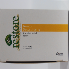TONICO DETOSSINANTE BIORESTORE 12 x 15 ml.