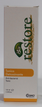 TONICO DETOSSINANTE BIORESTORE 100 ml.