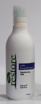LATTE RIEQUILIBRANTE BIORESTORE 250 ml.