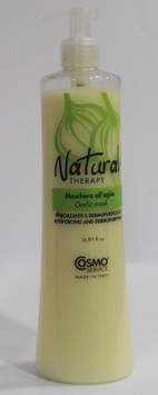 MASCARA PARA REFORZAR Y PURIFICAR CON AJO NATURAL THERAPY 500 ml.