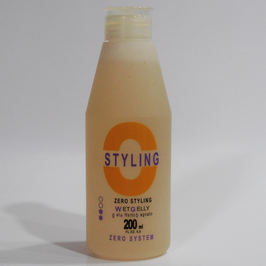 WET GELLY ZERO STYLING 200 ml.