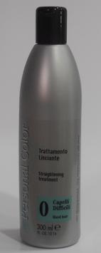 TRATAMIENTO ALISADOR PERSONAL COLOR 300 ml.