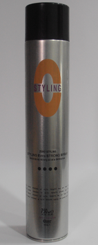 EXTRA STRONG SPRAY  ZERO STYLING 750 ml.