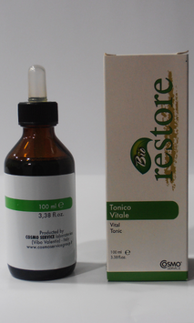 TONICO VITALE BIORESTORE 100 ml.