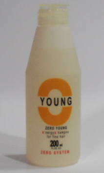 ENERGY SHAMPOO ZERO YOUNG 200 ml.