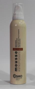 ESPUMA REESTRUCTURANTE CON SALVADO ALLA CRUSCA 250 ml.