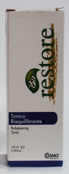 TONICO RIEQUILIBRANTE BIORESTORE 100 ml.