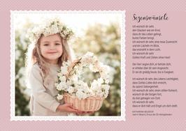 """Postkarte A5 """"Segenswunsch"""""""