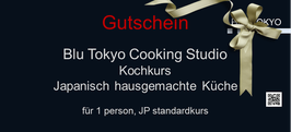 Gutschein( 95 Euro p.P.) for two persons