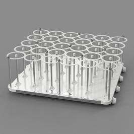 Flaschenfee für 16x 1l Siphons