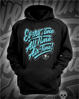 Air-Time hooded sweater
