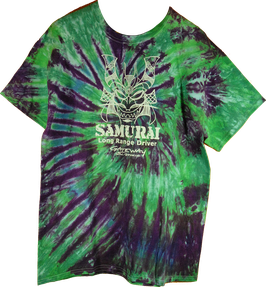 "Gateway TyeDye T-SHIRT ""Samurai"""