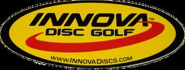 Innova Disc Golf Aufkleber