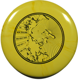 RPM Discs TUI - World Map Stamp