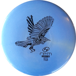 RPM Discs Atomic TUI - Bird Stamp